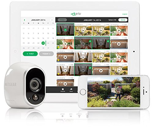 Arlo by NETGEAR Security System