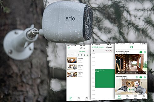 Arlo Pro by NETGEAR Security