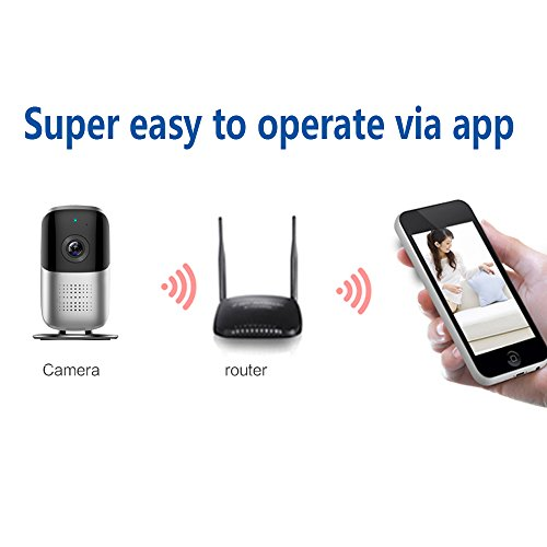 Bellcam Home Security Camera, Wifi