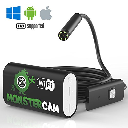 Endoscope Wifi HD Camera –