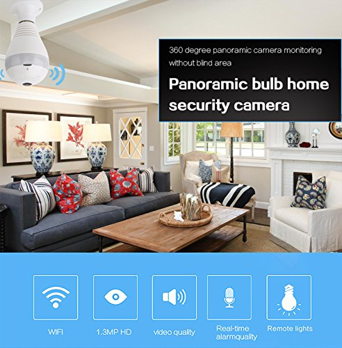 SamHity Wireless WIFI IP Camera