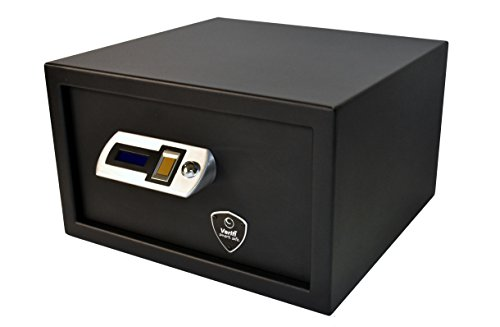 Verifi S5000 Smart.Safe. Fast Access Biometric Safe with FBI Fingerprint Sensor