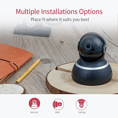 YI Dome Camera 1080p HD