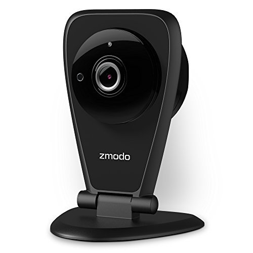 Zmodo EZCam Pro - 1080p HD Wireless Kid and Pet Monitoring Security Camera with Night Vision, Two Way Audio, and Cloud Recording