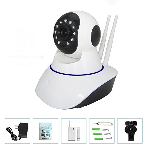 720P Smart Wireless IP Camera
