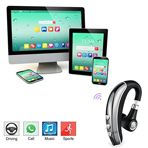 Bluetooth Headset Wireless Earpieces ,Adseon