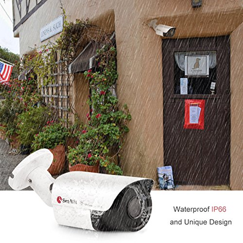 Bullet IP Security Camera,Sea Wit