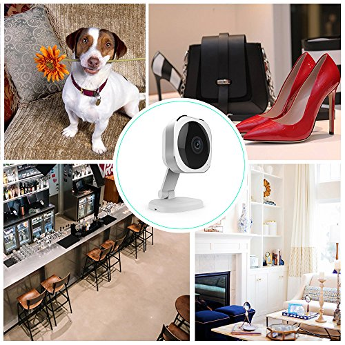 JCO Mini 180°Indoor Home Camera-1080P