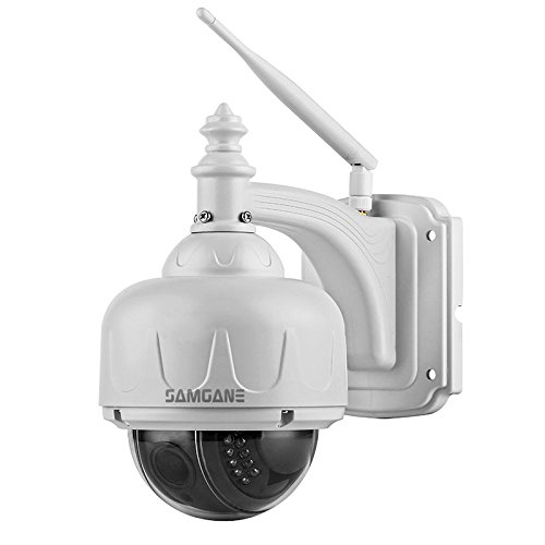 Samgane Outdoor PTZ Camera 1080P