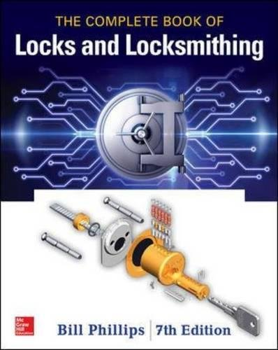 The Complete Book of Locks