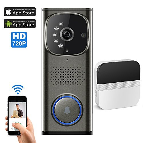 Wifi Video Doorbell, with 1