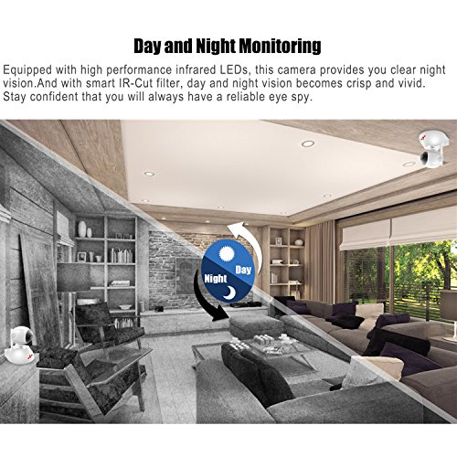 Wireless IP Camera Home Wifi