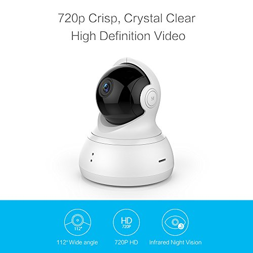 YI Dome Camera Pan /