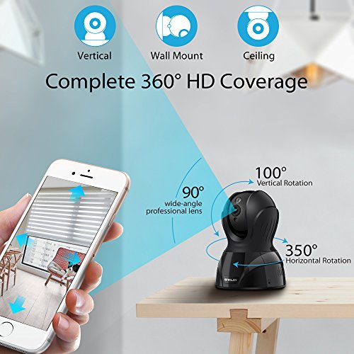 1080P IP Security Camera-ENKLOV Wireless