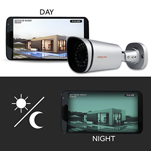 Foscam HD 720P Outdoor WiFi