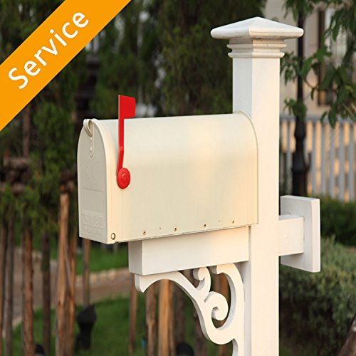 Mailbox Installation – Post Mounted