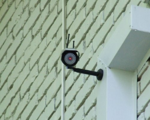 OnGARD Solar Powered SMART Dummy Camera | Prevent Home Invasions. Tested & Certified By Global Security Experts