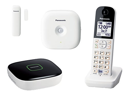 Panasonic KX-HN6000W Smart Home Monitoring