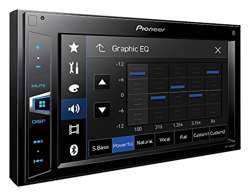 Pioneer MVH-AV290BT 6.2″ Double-DIN In-Dash