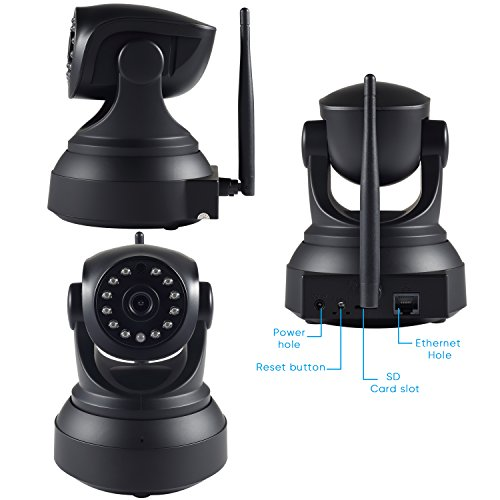 SENDOW Wireless Nanny Camera With