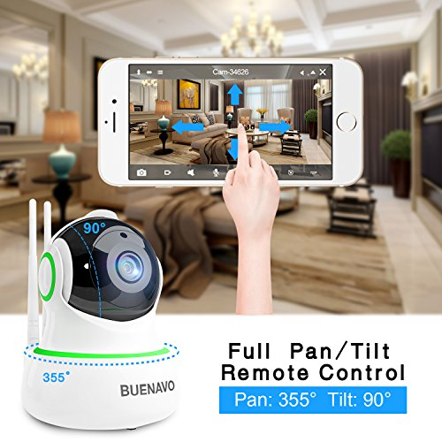 [UPGRADED] BUENAVO 360° Home Wireless