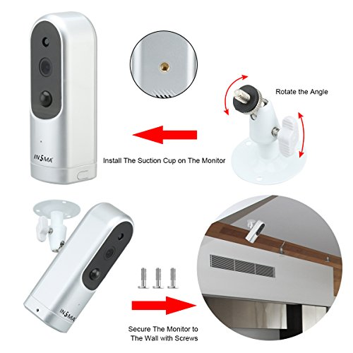 Wireless Security Camera, INSMA 960P