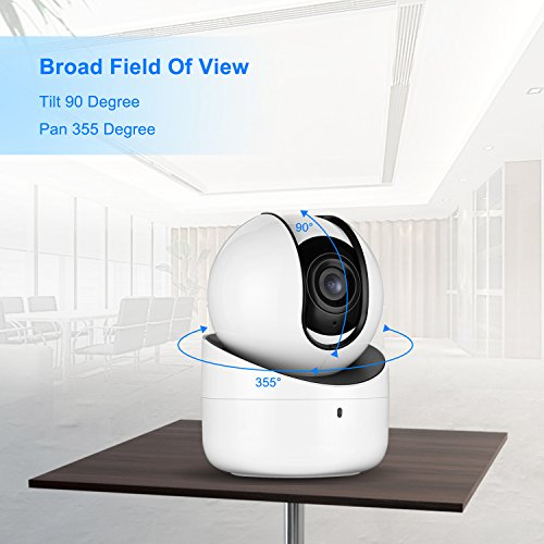 Wireless Security Camera, WiFi Home