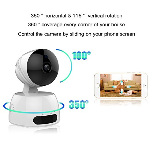 Dachang 720P HD Wireless IP