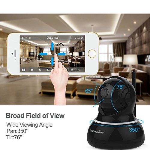 Wansview Wireless Security Camera, WiFi