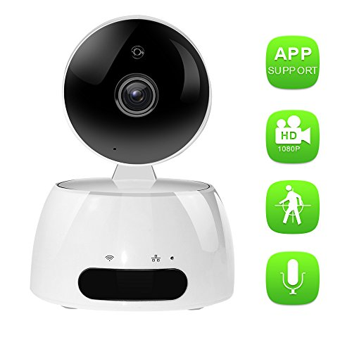 Wireless Security Camera, Baby/Pets/Elderly Monitor