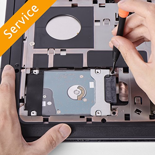 Computer Hard Drive Installation - Laptop - No Data Transfer - OS Installation Included