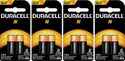 Duracell MN9100B2PK Home Battery, Size