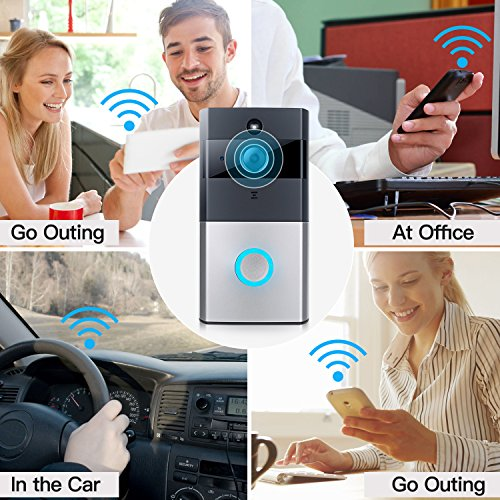 LeadTry VDC-07 Wireless Wi-Fi Video
