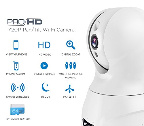 ProxView Smart WIFI PTZ IP