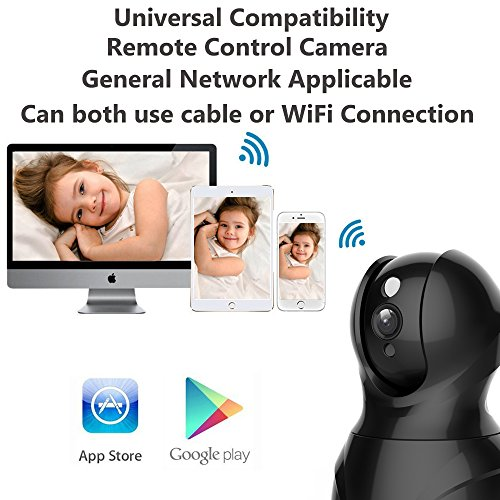 VOLGER Indoor 1080P HD WiFi