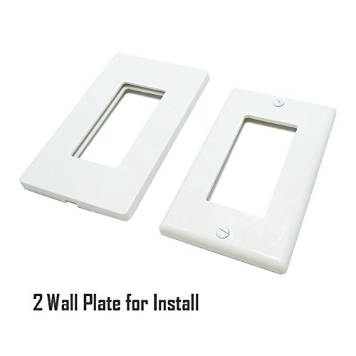 Wall Outlet with USB –