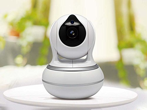 Wireless IP Camera, Two-way Audio,