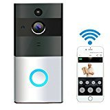 Loras Wi-Fi Video Doorbell