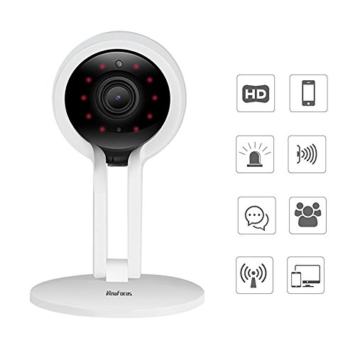 ViewFocus Security Camera, Home Wi-Fi