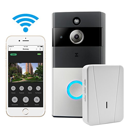 WIFI Video Doorbell, Smart Doorbell