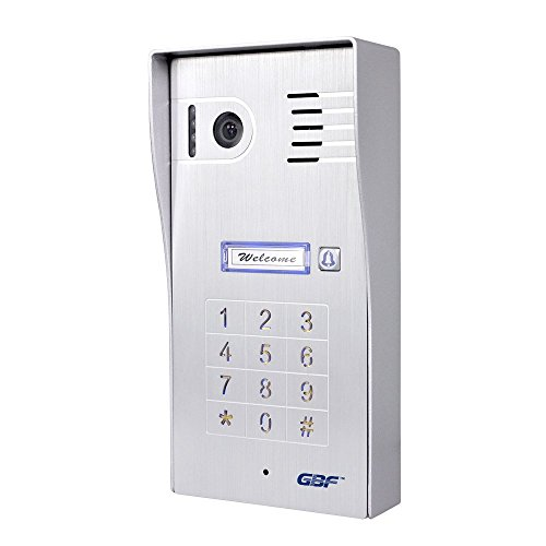 GBF Smart Four Wire Door Phone/ Doorbell (Four Wire Intercom System)