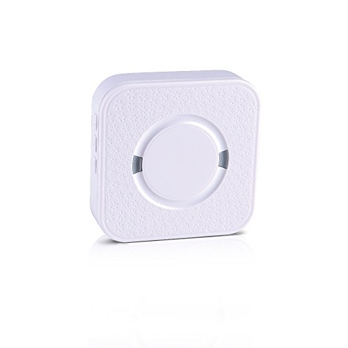LeadTry Wireless Doorbell Chime, Indoor Chime for LeadTry video doorbell, 5-Level Adjustable Volume with 55 Tune Chimes