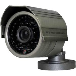 Q-SeeQM7008B High-Resolution 700 TVL Weatherproof Camera with 100-Feet Night Vision