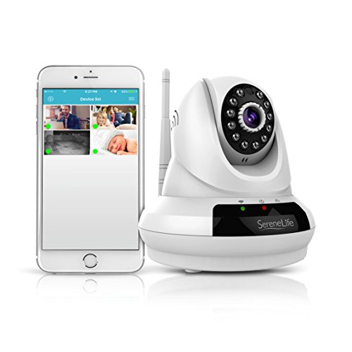 Wireless IP Home Security Camera