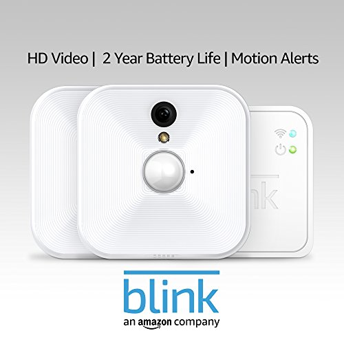 Blink Indoor Home Security Camera
