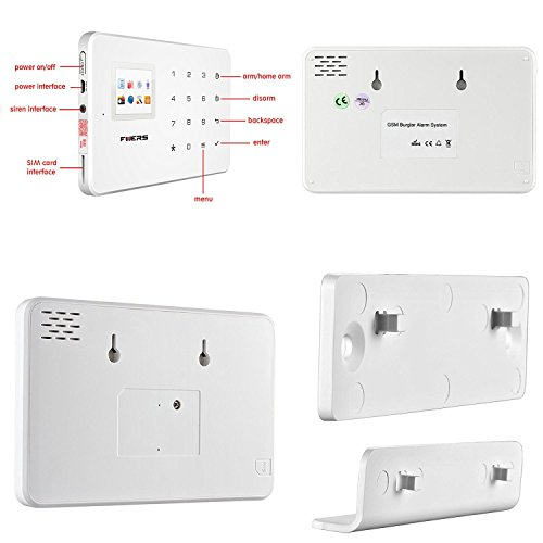 Fuers 3G Security Alarm –