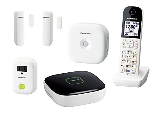 Panasonic KX-HN6003W Smart Home Monitoring