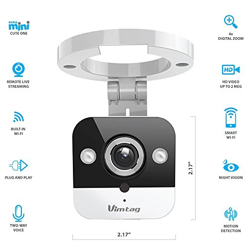 Vimtag M1 Mini Cube Security