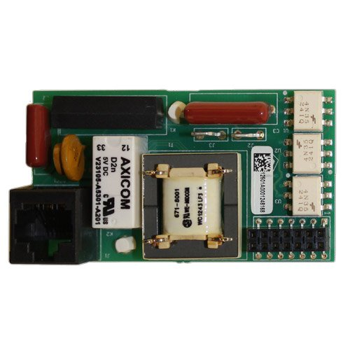 2gig GCPOTS Telephone Line Module for CP21-345E (Black)