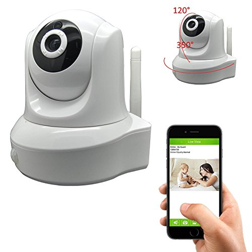iSmart WiFi 720P HD IR